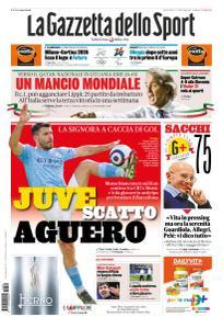La Gazzetta dello Sport Cagliari - 31 Marzo 2021