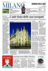 Corriere della Sera Milano – 14 dicembre 2018