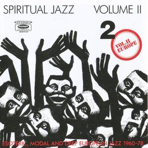 Various Artists - Spiritual Jazz, Vol 2: Esoteric, Modal and Deep European Jazz 1960-78 (2012) {Jazzman Records JMANCD 046}