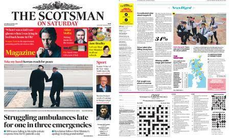 The Scotsman – April 28, 2018
