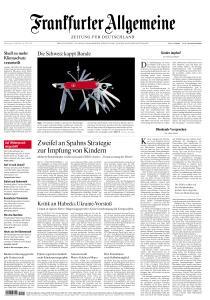 Frankfurter Allgemeine Zeitung - 27 Mai 2021