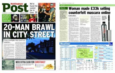 Nottingham Post – November 01, 2017