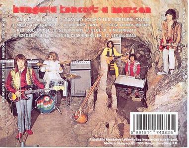 Hungária 1970 Koncert a Marson