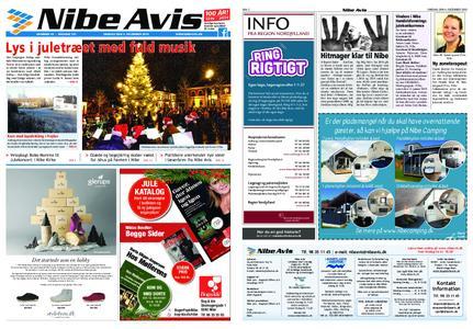 Nibe Avis – 03. december 2019