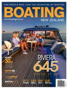 Boating New Zealand - July 2021