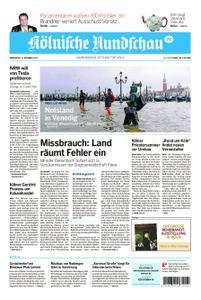 Kölnische Rundschau Wipperfürth/Lindlar – 14. November 2019