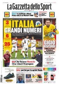 La Gazzetta dello Sport Udine - 1 Aprile 2021