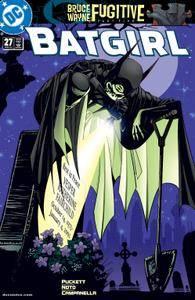 Batgirl 027 2002 Digital