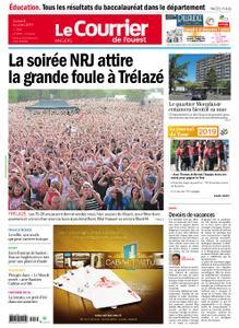 Le Courrier de l'Ouest Angers – 06 juillet 2019