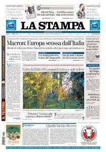 La Stampa Imperia e Sanremo - 17 Marzo 2018