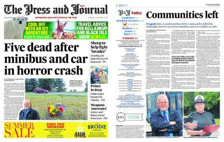 The Press and Journal Moray – July 28, 2018