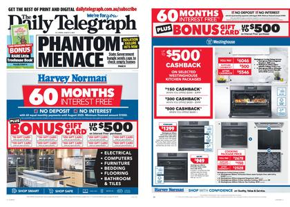 The Daily Telegraph (Sydney) – August 21, 2020