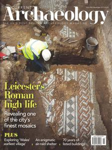 Current Archaeology - Issue 332