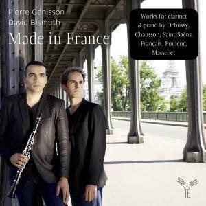 Pierre Génisson & David Bismuth - Made in France (2014) [Official Digital Download 24/96]