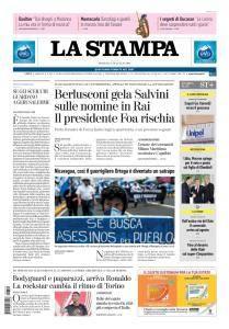 La Stampa Torino Provincia e Canavese - 29 Luglio 2018