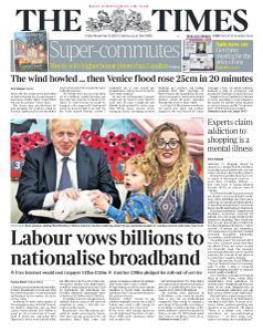 The Times - 15 November 2019