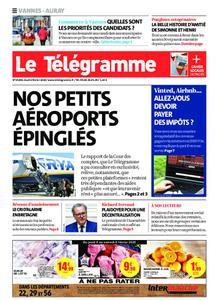Le Télégramme Auray – 06 février 2020