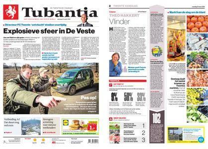 Tubantia - Enschede – 19 maart 2018