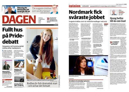 Dagen Sverige – 17 september 2019