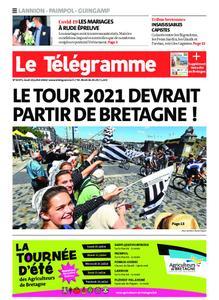 Le Télégramme Guingamp – 23 juillet 2020