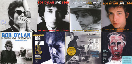 Bob Dylan: Bootleg Series Vol. 1-10 (1991 - 2013) Re-up