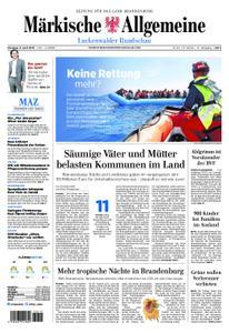 Märkische Allgemeine Luckenwalder Rundschau - 09. April 2019