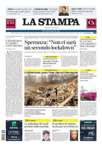 La Stampa Torino Provincia e Canavese - 23 Agosto 2020