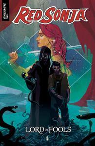 Dynamite-Red Sonja Lord Of Fools 2019 Hybrid Comic eBook
