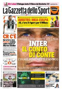 La Gazzetta dello Sport – 09 aprile 2019