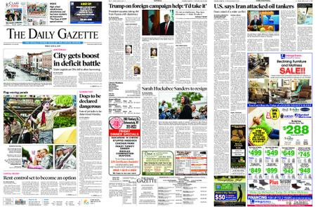 The Daily Gazette – June 14, 2019