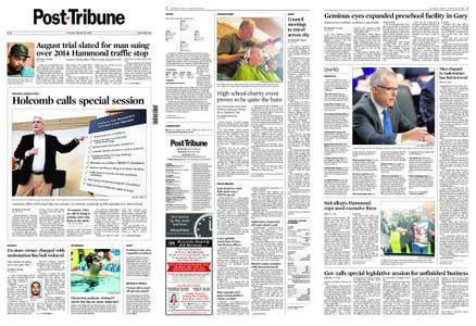 Post-Tribune – March 20, 2018