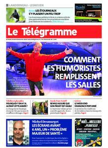 Le Télégramme Landerneau - Lesneven – 28 décembre 2019
