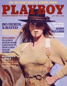 Playboy USA - July 1984