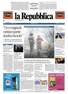 la Repubblica - 25 Luglio 2017