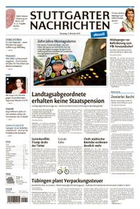 Stuttgarter Nachrichten Fernausgabe - 08. Oktober 2019