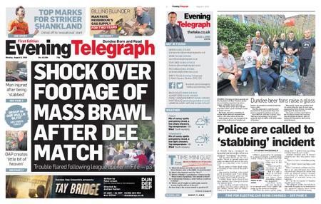Evening Telegraph First Edition – August 05, 2019