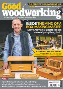 Good Woodworking - Issue 320 - July 2017