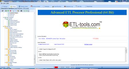 Advanced ETL Processor Professional 6.3.6.0
