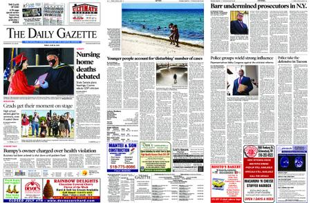 The Daily Gazette – June 26, 2020