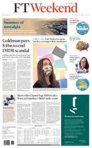 Financial Times USA - July 25, 2020