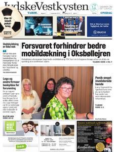 JydskeVestkysten Varde – 07. november 2018