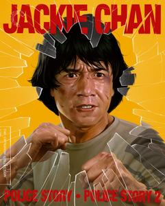 Police Story / Ging chaat goo si (1985) + Police Story 2 / Ging chaat goo si juk jaap (1988) [Criterion Collection]