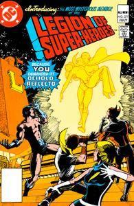 Legion of Super-Heroes 277 hybrid LP