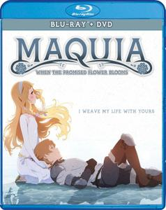 Maquia When the Promised Flower Blooms / Sayonara no asa ni yakusoku no hana o kazarô (2018) [Dubbed]
