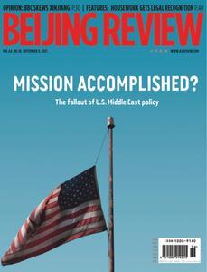 Beijing Review - September 09, 2021