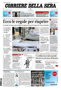 Corriere della Sera – 20 aprile 2020