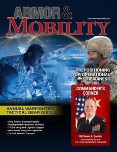 Armor & Mobility - October 2018