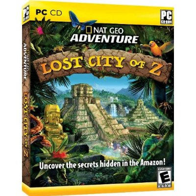 National Geographic Adventure Lost City Of Z-GOW