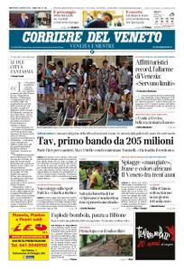 Corriere del Veneto Venezia e Mestre – 07 agosto 2019