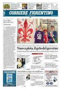 Corriere Fiorentino La Toscana - 11 Luglio 2018